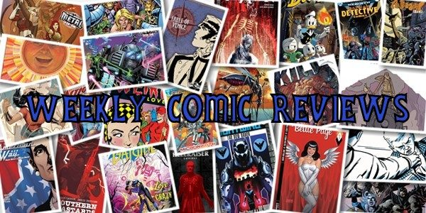 Check out our thoughts on this week's comic books. Click on the image for the full review: