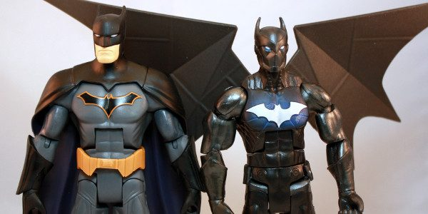 Mattel releases the latest members of the Batman family. When the New 52 started in DC Comics, one of the newer characters was Batwing. At first, he was an African […]