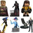 It's a DC-tastic week at comic shops, as Diamond Select Toys ships items from Gotham, Watchmen, Wonder Woman and Batman: The Animated Series!
