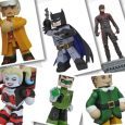It's New Toy Day at comic shops across North America, and it's a big day for DST, as they ship three new assortments of Vinimates vinyl figures, as well as […]