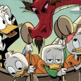 All-new Comic Book Collection Based on Disney XD's Hit Series 'DuckTales'