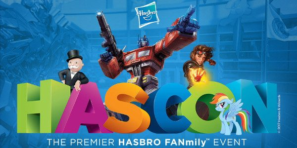 "Second-Ever HASCON FANmily Event Scheduled for Sept. 6 – 8, 2019 in Providence, R.I. "" order_by=""sortorder"" order_direction=""ASC"" returns=""included"" maximum_entity_count=""500″] Hasbro, Inc. (NASDAQ:HAS) today announced that it will host its second-ever […]"