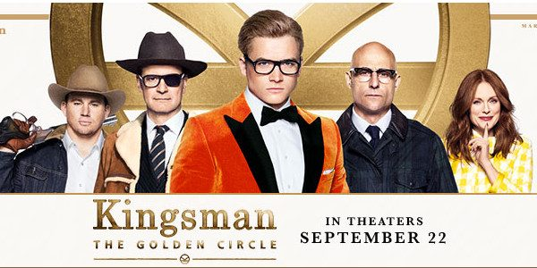 A Cartoonist and a Gentleman. In celebration of the upcoming release of Kingsman: The Golden Circle, 20th Century Fox worked with legendary cartoonist Al Jaffee to create a custom illustration called the Golden […]
