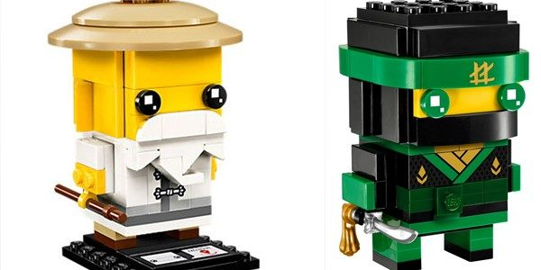 Coming off the tails of the latest film in the LEGO catalog, The LEGO Group announces the release of the LEGO NINJAGO Brickhead. The two limited edition collectibles will be […]