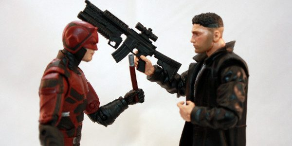 Hasbro brings Netflix Marvel characters to action figure form. In the Netflix second season of Daredevil, we didn't just get a new costume for Daredevil, but the Punisher was introduced […]