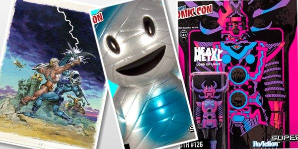 Escape To New York Next week Super7 will be back in the awesomeness that isNew York Comic Con 2017inBooth 126. Yes, we will have exclusives and debuts and it's time […]