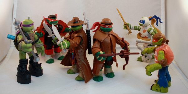 Teenage Mutant Ninja Turtles and monsters is a perfect combination. In season 5 of Tales of the Teenage Mutant Ninja Turtles, there will be a four-partstory arc with the Turtles […]