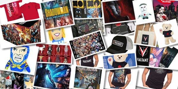 Next week, Valiant is poised to take the Big Apple by storm with an incredible line-up of con-exclusive collectibles and merchandise…available only at New York Comic Con 2017! FromThursday, October […]