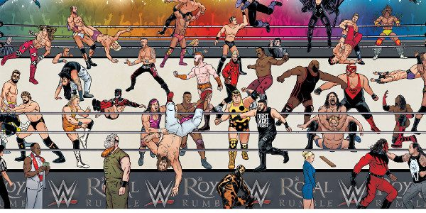 Limited Edition items are available exclusively through participating comic book shops on Saturday, November 18 BOOM! Studios is excited to announce a WWE ROYAL RUMBLE PRINT and a SABAN'S POWER RANGERS BLIND BOX exclusively […]