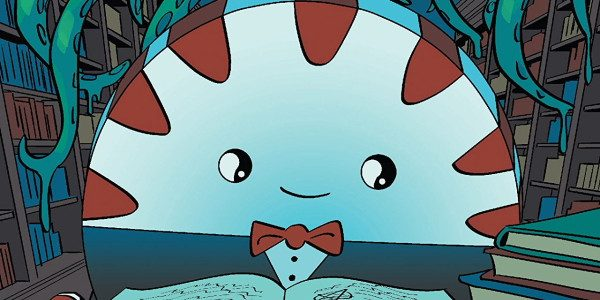 The Adventure Time 2017 SPOooKTACULAR (Boom Studios) hits all the right off-key notes. It's as quietly unsettling and entertaining as the Adventure Time (Prime Time Emmy and Peabody award-winning) TV […]