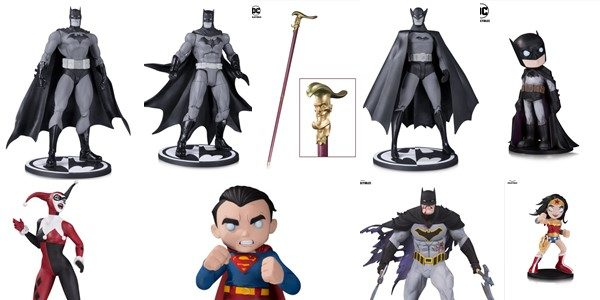 New Action Figure Line Features Iconic Batman Designs from Award-Winning Artists Jim Lee, Greg Capullo and More Exciting Summer Lineup Includes 'DC Artists Alley' Variants, 'Dark Nights: Metal' Statue and […]