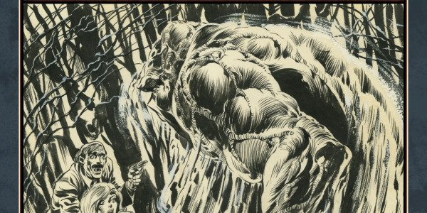 If you are a true Bernie Wrightson fan, you will love IDW's Bernie Wrightson Artifact Edition! The Artifact Edition is a beautifully presented collection of high-quality reproductions of Wrightson's horror […]