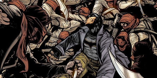 Wow! Don't really need to say anything else. Fantastic issue of a fantastic run so far. Poor Batman, he really is fighting a losing battle against unbelievable odds! No not […]