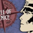 IDW's English translation of Italian Hugo Pratt's Corto Maltese Fable Of Venice is a real eyeopener. It's a 64-page trade paperback, with color covers and black and white interiors.