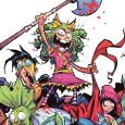 Image comics presents to you a special edition of I Hate Fairyland with all the other Image comic series in one special book.