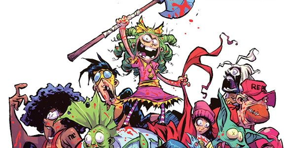 Image comics presents to you a special edition of I Hate Fairyland with all the other Image comic series in one special book. This comic is a collaboration of all […]