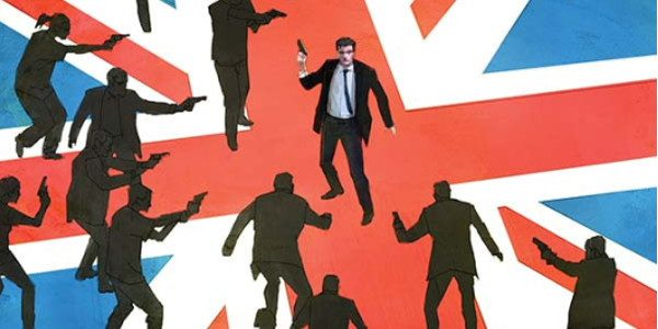 Dynamite's new James Bond Black Box hardcover collects issues 1-6 from the recent series. Writer Benjamin Perry and Brazilian artist Rapha Lobosco take us on a new adventure with James […]