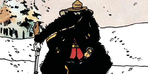 IDW's The Man From The Great North is a great read! Written and illustrated by Hugo Pratt (of the European Corto Maltese series), this story is gory, raw, gripping and […]