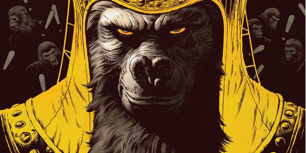 Humanity meets its match in January 2018 BOOM! Studios and Twentieth Century Consumer Products are excited to announce PLANET OF THE APES: URSUS, a comic book series launching in January 2018 […]