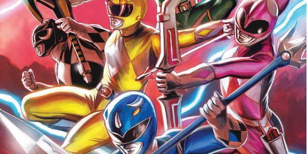 Celebrate 25 Powerful Years of Saban's Power Rangers with BOOM! Studios' Artist Tribute Book Debuting March 2018 In celebration of Power Rangers' 25th Anniversary, BOOM! Studios and Saban Brands announce […]