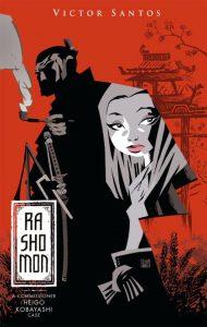 Comic Review: Rashomon: A Commissioner Heigo Kobayashi Case