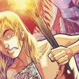 Kamandi Challenge #10 is a quick moving, action-packed issue.