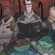 I love a crossover, and Ninja Turtles meets Ghostbusters has to be one of my favourites! Hitting major nostalgia points from my childhood helps a lot with that of course.