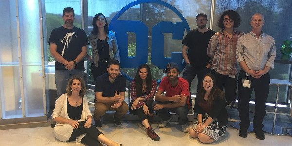 After reviewing hundreds of submissions during a competitive review process, the DC Talent Development team has identified six aspiring artists to participate in a two-week Artist Workshop hosted at DC's […]