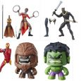 Hasbro has a booth at this year's MCM London Comic Con this weekend! The new figures include Marvel Legends Black Panther 6-inch w/ Oyoke Build-A-Figure, and Hulk and Chewbacca Mighty […]