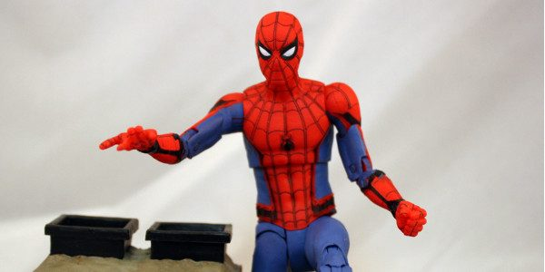Spider-Man: Homecoming gets the Marvel Select treatment. Spider-Man: Homecoming was not only one of the better superhero films to come out, but probably the best of the Spider-Man films. So […]