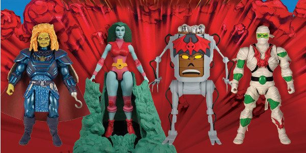 The latest on MOTU from Super7 This latest MOTU Classics pre-order is well underway and we understand there have been questions about the accessories for these new heroes and villains. […]