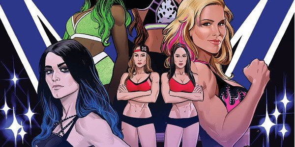 """Discover the true story behind the rise of WWE Superstars Charlotte Flair, Sasha Banks, Becky Lynch, and Bayley beginning February 2018 """" order_by=""""sortorder"""" order_direction=""""ASC"""" returns=""""included"""" maximum_entity_count=""""500″] BOOM! Studios and WWE […]"""