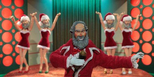 Naughty or Nice? Adult Swim Delivers FansAll-New Season ofRobot ChickenFeaturing Special Holiday Episode Season nineof Robot Chicken premieres Sunday, December 10th at 11:30 p.m. (ET/PT) with a special holiday episodeand […]