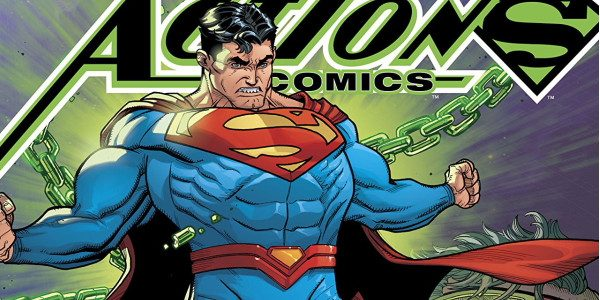 Jurgens and Bogdanovic wrap up The Oz Effect arc in Action Comics #991. This is it, folks!!! Superman VS Mr. Oz AKA Jor-El!!! Superman willing to fight for his family, […]