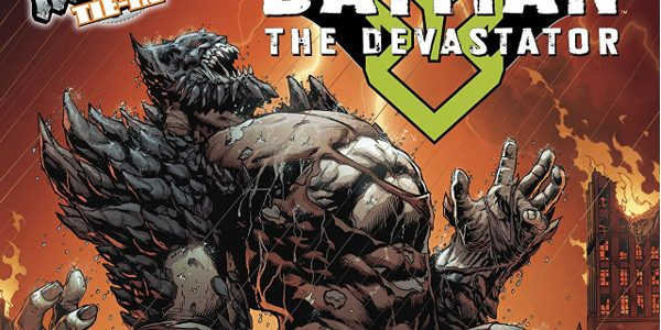 The last origin tie-in of the 6 Dark Knights of the dark multiverse has finally arrived. The book opens up with most of the reserve justice league and, Titans members […]