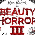 Alan Robert's Bestselling Coloring Book Horror Series Will Release its Third Volume in 2018