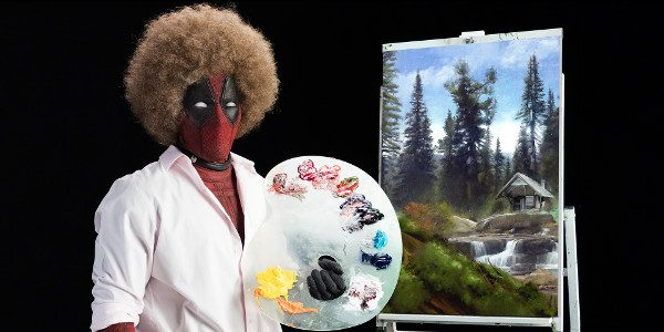 """I love the smell of turpentine in the morning. From blank canvas, to full exposure, Deadpool has just unveiled his new teaser video """"Wet on Wet."""" TheUNTITLED DEADPOOL SEQUELhits theaters […]"""