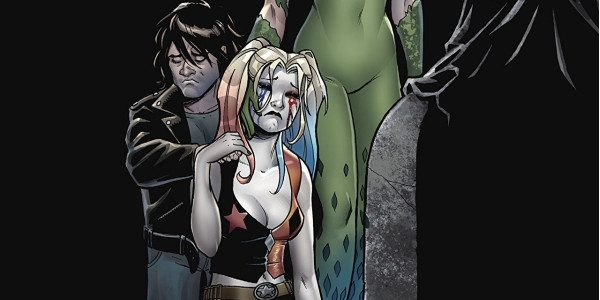 Oh, Deperto you done messed up, nothing stops Harley when she sets her mind to something and now it's firmly set on you!  Harley's intelligence really shines through this […]