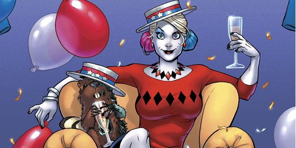 Things look like they are finding an ending for this run in Harley's story as she races to save Mason from Depertos clutches. Out of the Mayoral race and going […]