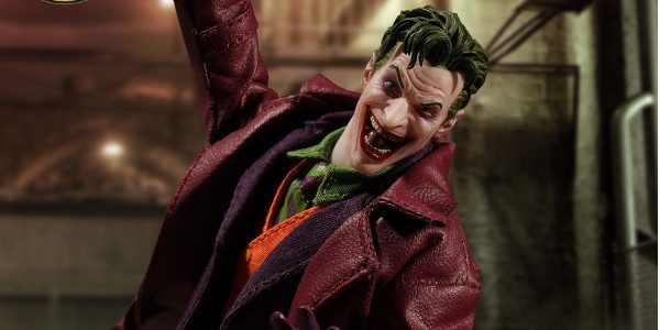 Since his appearance in Batman #1, the Clown Prince Of Crime has been considered not only Batman's most lethal foe, but one of the greatest villain archetypes of all time. […]