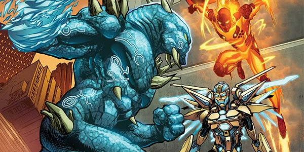 Dynamite Comics continues with the newly remastered fighting game comic book of Killer Instinct on its second issue. From the looks of it, Dynamite is actually taking its toll for […]