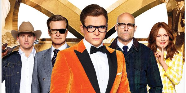 "Rejoin the world's most elite secret service when Twentieth Century Fox Home Entertainment releases KINGSMAN: THE GOLDEN CIRCLE on 4K Ultra HD, Blu-rayTM and DVD December 12. "" order_by=""sortorder"" order_direction=""ASC"" […]"