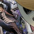 The Librarians are taking on a rollercoaster of a ride this issue as Flynn's childhood hero leads them a merry dance with the truth.