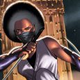 At first revealed at The Beat, Valiant is proud to present your first look inside NINJA-K #4