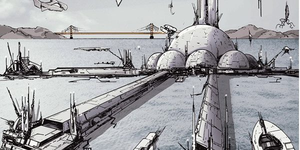 Port of Earth #1, from Image, is a comic with a strong and original concept but finds itself slowly drifting from page to page, trying to gather momentum. Is it […]