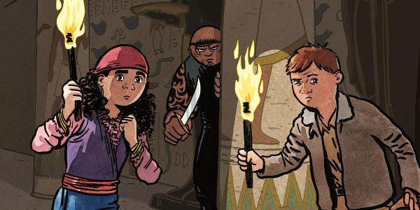 "Mummies, Tombs, and Ancient Curses Abound in Sean O'Neill's ""Rocket Robinson and the Pharaoh's Fortune"" "" order_by=""sortorder"" order_direction=""ASC"" returns=""included"" maximum_entity_count=""500″] Dark Horse Comics is thrilled to bring writer and artist […]"