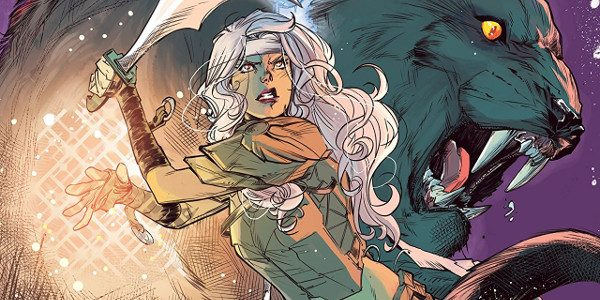 The first six issues of Rose are collected in a new trade paperback from Image. Written by Meredith Finch, and illustrated by Ig Guara, Rose is a fantasy adventure involving […]