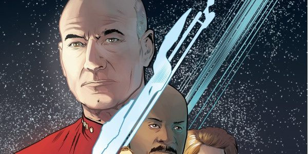 New Anthology Stories Spanning Every Classic Star TrekTM Crew Written and Drawn by All-Star Talent Traversing the rich Star Trek universe, the debut collection of Waypoint stories feature captivating standalone tales drawing from five decades' worth […]