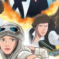 The Adventures Continue as IDW and Lucasfilm Bring You an All-New, All-Ages Graphic Novel Spanning the Star Wars Universe