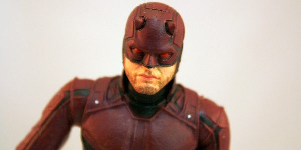 Straight from Netflix, comes the Devil of Hell's Kitchen. The Netflix Marvel's Daredevil was a hit, so no surprise that good old Hornhead got the Marvel Select treatment. This figure […]